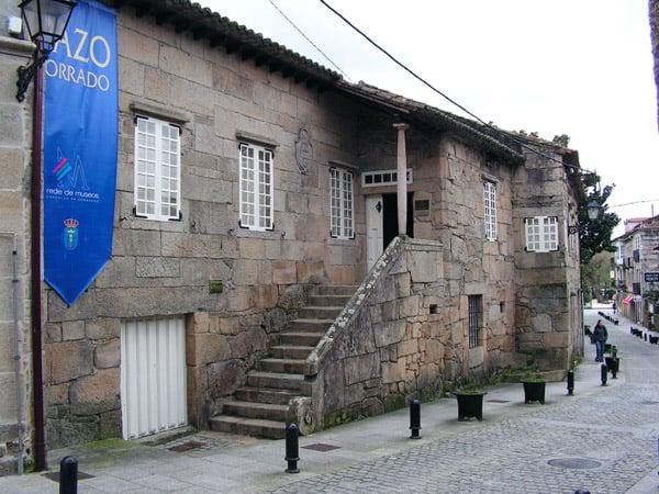 Pazo de Torrado de Cambados - Turismo en Cambados sitios que ver - Ilutravel.com