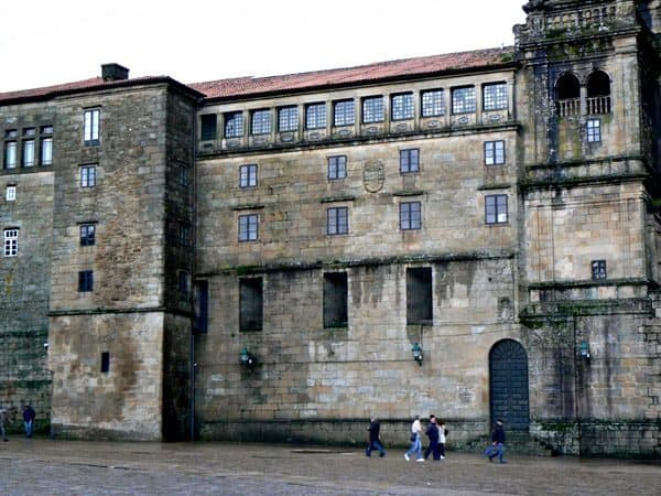 Pazo de Xelmírez - Santiago de Compostela en 2 días - Ilutravel.com