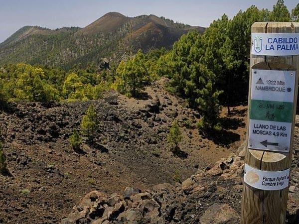 Pico Nambroque de La Palma - Sitios y lugares de interés de La Palma - Ilutravel.com
