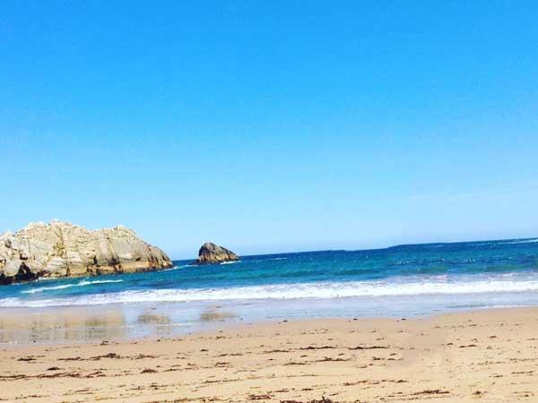 Playa Arnía Cantabria - Playas chulas de Cantabria - Ilutravel.com