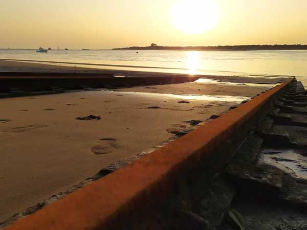 Playa Bonanza Sanlucar Barrameda - Sitios para ver en Sanlúcar de turismo - Ilutravel.com