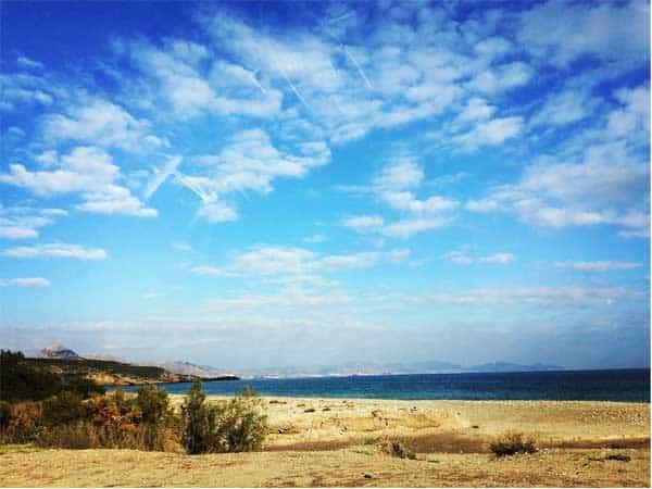 Playa Calnegre Lorca - Qué ver cerca de Lorca y en Lorca - Ilutravel.com