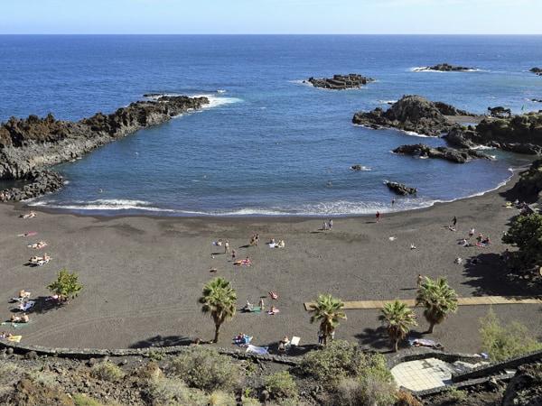 Playa de los Cancajos La Palma - Ver la PAlma en 4 días - Ilutravel.com