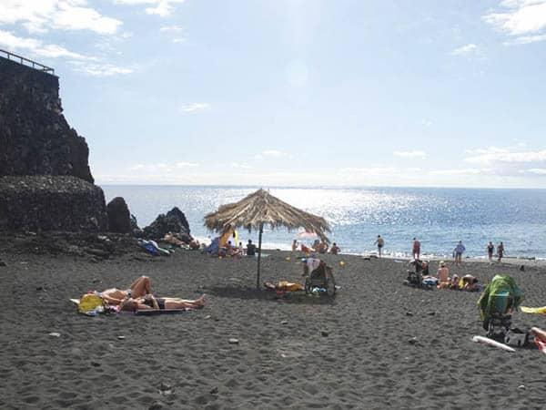 Playa Charco Verde la Palma - Qué ver en la Palma de turismo - Ilutravel.com