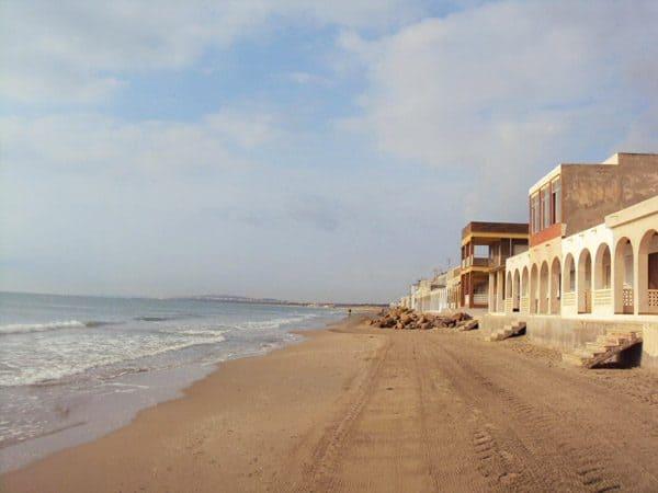 Playa El Pinet de Elche