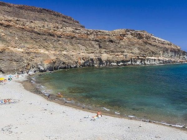 Playa Medio Almud de Gran Canaria - Turismo en Gran Canaria - Ilutravel.com