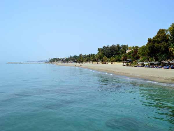 Playa Nagüeles de Marbella - Cosas que ver en Marbella - Ilutravel.com