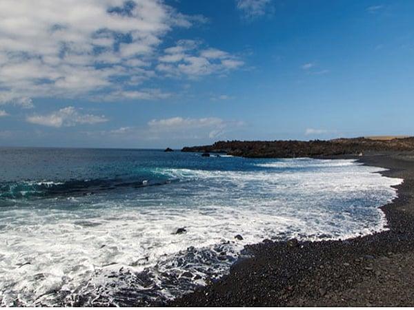 Playa de Echentive de La Palma - Sitios que visitar en la Palma - Ilutravel.com