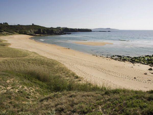 Playa de Foxos de Sanxenxo - Ver Sanxenxo - Ilutravel.com