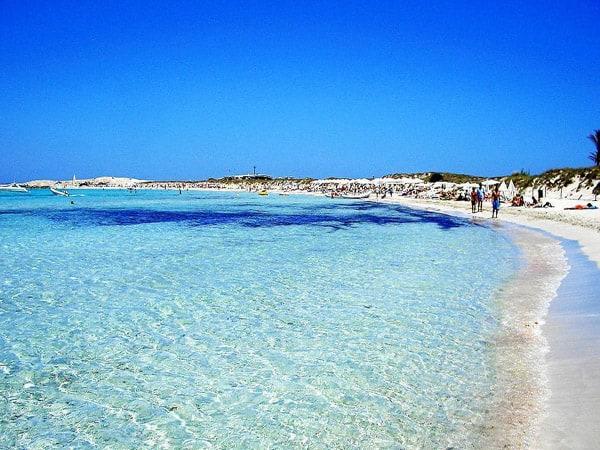 Playa de Illetas de Formentera - Ilutravel.com