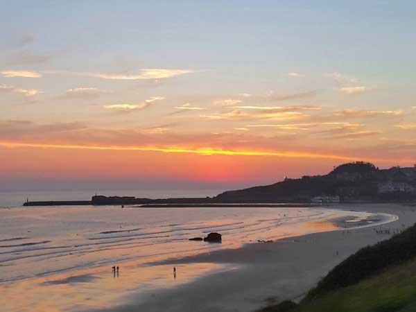 Playa de Merón Cantabria - LAs mejores playas y más bonitas de Cantabria - Ilutravel.com