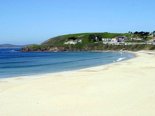 Playa de Montalvo De Sanxenxo - Turismo por Sanxenxo playas - Ilutravel.com