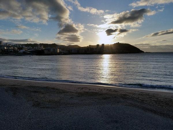 Playa de Riazor de A Coruña - Playas bonitas de A Coruña - Ilutravel.com
