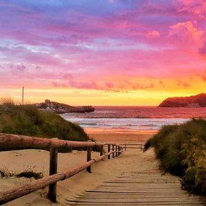 Playa de Ris Cantabria - Mejores playas de Cantabria - Ilutravel.com