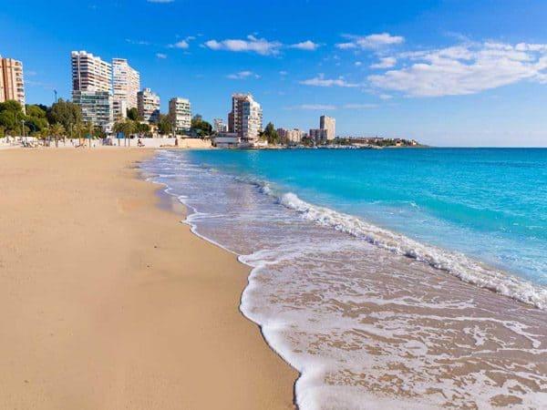Playa de San Juan de Alicante - Que ver en Alicante - Ilutravel.com