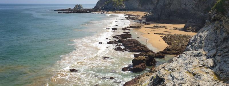 Playa de la Soledad de Laredo - Ilutravel.com