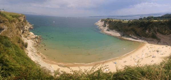 Playa de la magdalena de Santander - Ver en un día - Ilutravel.com