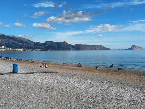 Playa del Albir - Qué hacer en Alfaz del Pi - Ilutravel.com