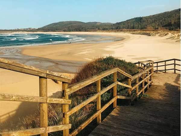 Playas de Ferrol - Donde ir en Ferrol si vas de turismo - Ilutravel.com