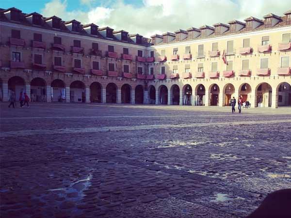 Plaza Mayor de Ocaña - Sitios de interés que visitar en Ocaña - Ilutravel.com
