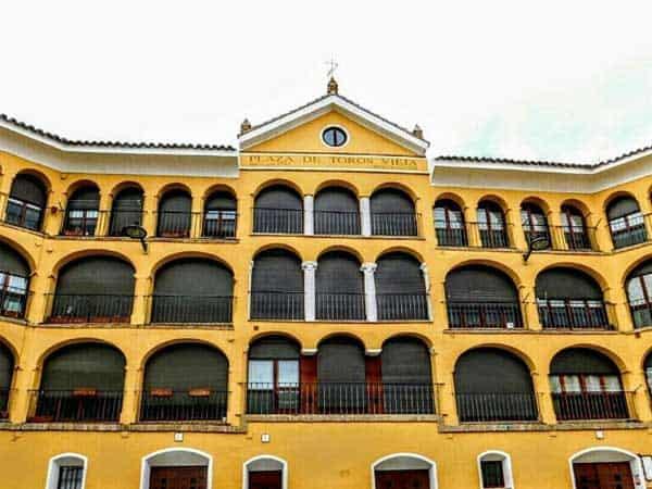 Plaza de Toros Vieja Tarazona - Sitios para visitar en Tarazona - Ilutravel.com