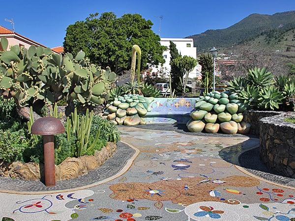 Plaza la Glorieta de la Palma - Ver la Isla de La Palma en 4 días - Ilutravel.com