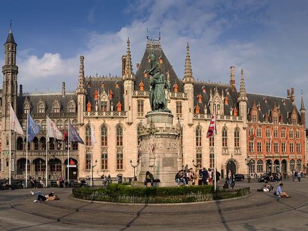 Provinciaal Hof de Brugge - Visitar Brujas un fin de semana - Ilutravel.com