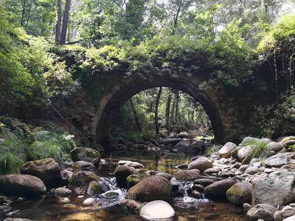 Puente Aquelcabos Arenas San Pedro - Lugares de interés que ver en Arenas de San Pedro - Ilutravel.com