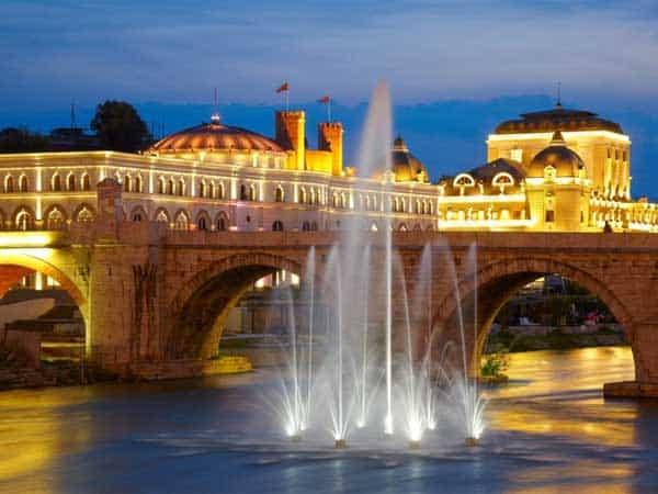 Puente Piedra skopje - Ver Skopje de viaje - Ilutravel.com