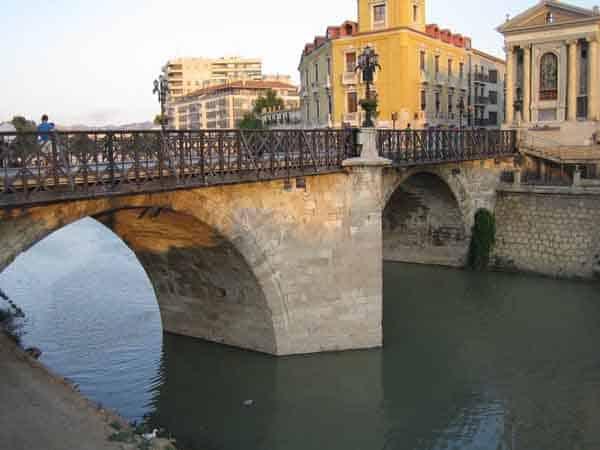 Puente Viejo de Murcia - Turismo en un día - Ilutravel.com