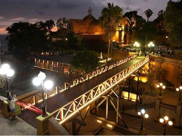 Puente de los Suspiros lima - de viaje por Lima de 2 días - Ilutravel.com