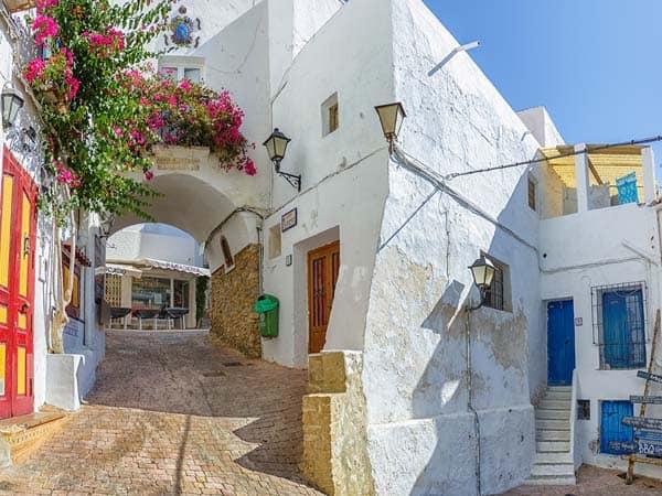Puerta de la Ciudad Mojacar - Lugares que ver en Mojácar y alrededores - Ilutravel.com