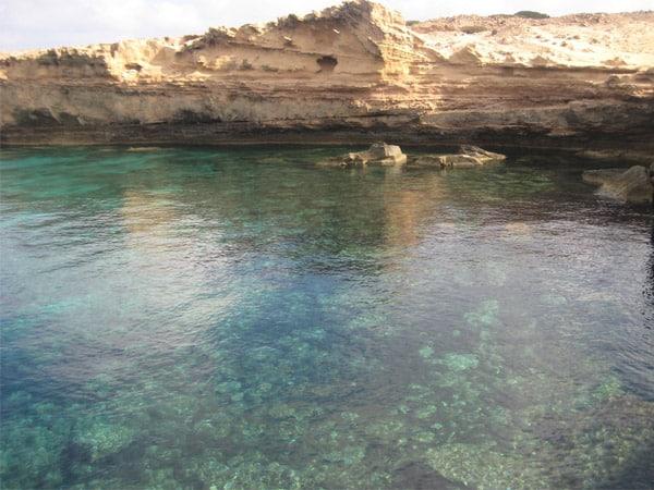 Punta Sa Pedrera de Formentera - Que ver en Formentera - Ilutravel.com