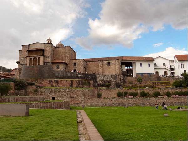 Qorikancha Cuzco - Ver Cuzco dos días de viaje - Ilutravel.com