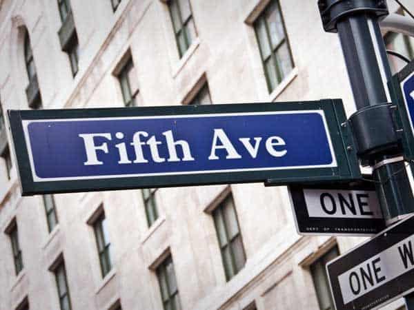 Quinta Avenida de Nueva York - Qué ver en Nueva York - Ilutravel.com