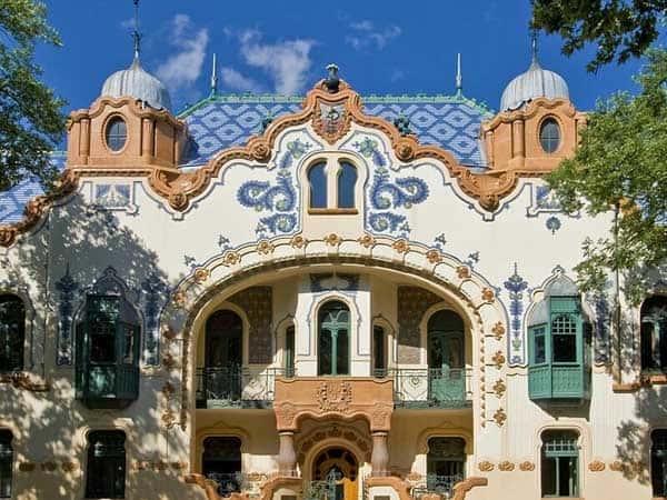 Raichle Palace de Subotica - Visitar Subotica de viaje en un día - Ilutravel.com