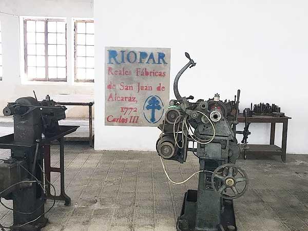 Reales Fábricas de San Juan de Alcáraz de Riópar - De turismo por Riópar sitios de interés - Ilutravel.com