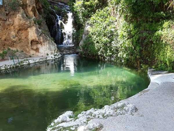 Calares del Río Mundo el Nacimiento - Sitios que visitar en Riópar incluido Río Mundo - Ilutravel.com