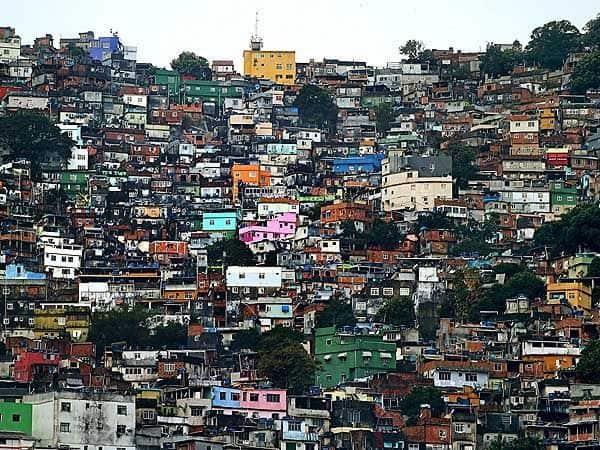 Rocinha - Ver Río de Janeiro en 2 días de turismo - Ilutravel.com
