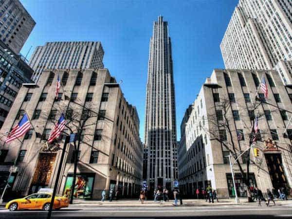 Rockefeller Center - Ver sitios de interés en Nueva York - Ilutravel.com