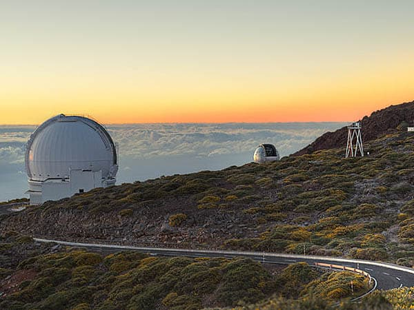 Roque de los Muchachos La Palma - Ver la Isla bonita en 4 días - Ilutravel.com