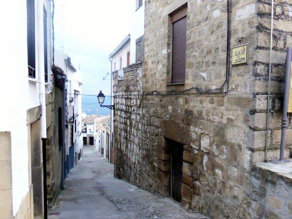 Barrio Albaicin que ver en Sabiote