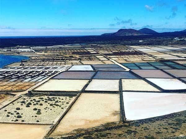 Salinas Janubio de Lanzarote, lugar bonito qué visitar - Ilutravel.com