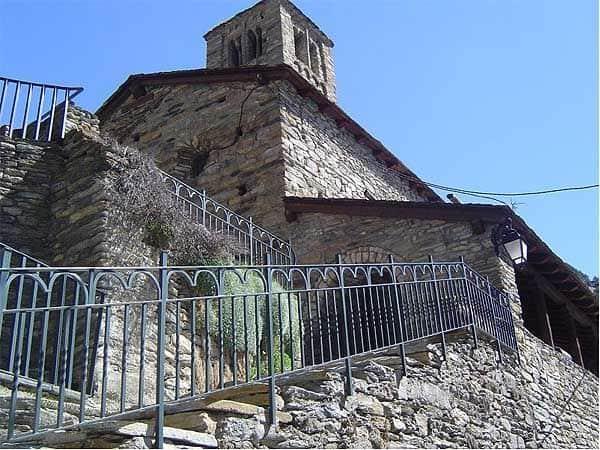 Sant Climent de Andorra - Turismo en Andorra lugares que ver - Ilutravel.com
