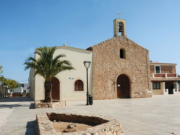 Sant Ferran de Formentera - Visitar Formentera en 5 días - Ilutravel.com