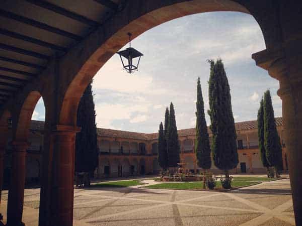Santuario Virgen de la Antigua de Villanueva de los Infantes - Sitios para visitar en Villanueva de los Infantes para un día de turismo - Ilutravel.com