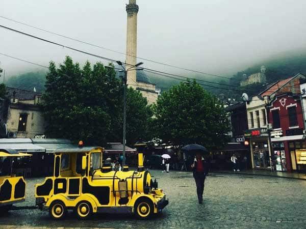 Shadervan Square de Prizren - Todo lo que visitar en Prizren - Ilutravel.com