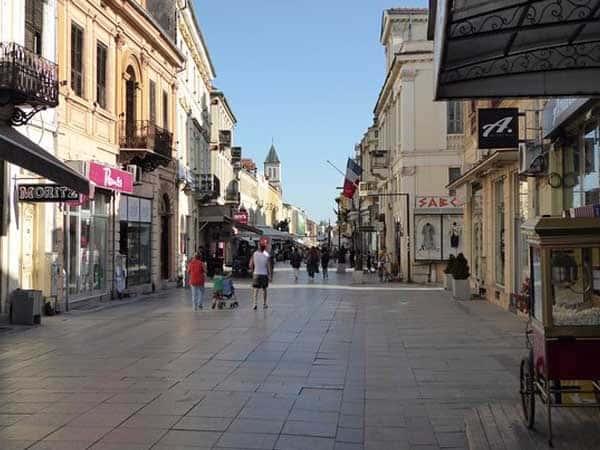 Shirok Sokak - Ver de turismo Macedonia - Ilutravel.com