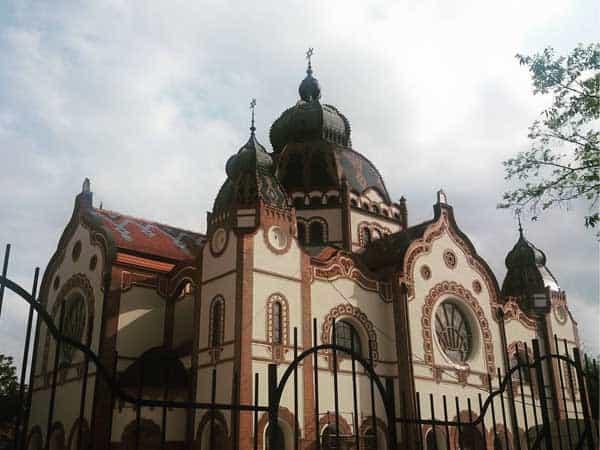 Sinagoga de Subotica - Visitar de turismo Subotica - Ilutravel.com