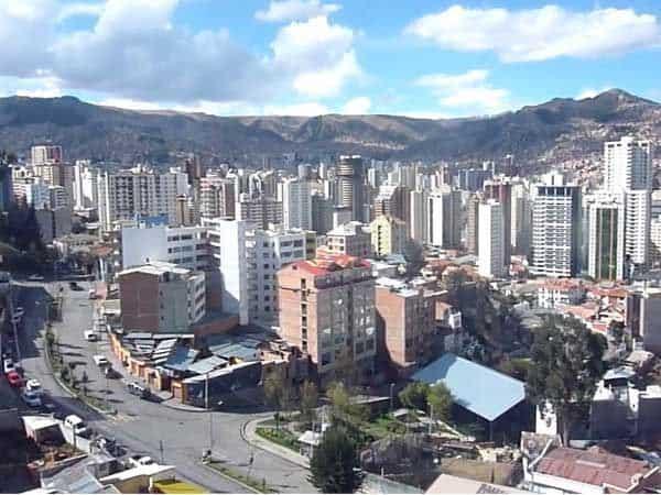 Sopocachi de La Paz - Turismo en la capital de Bolivia - Ilutravel.com